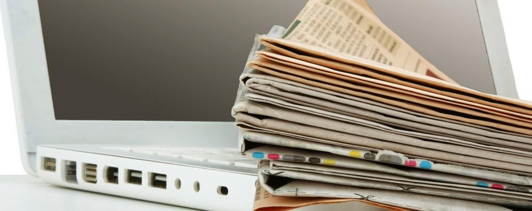 Forsvinder alle printede medier snart?