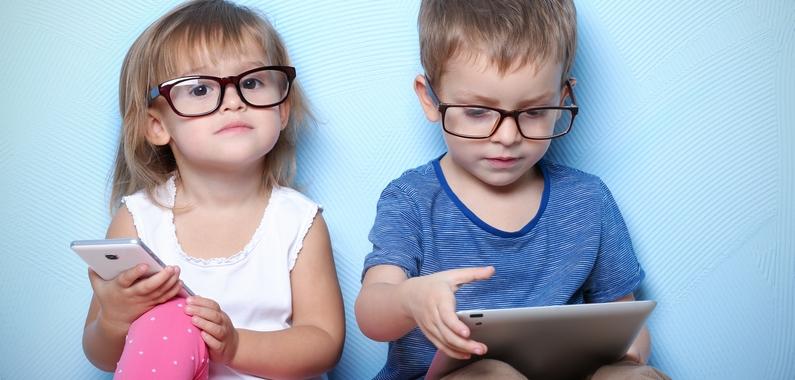 børn og smartphones